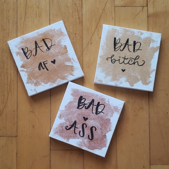 bbyxface Other - 👑 BADLY MOTIVATED! (Set of 3)